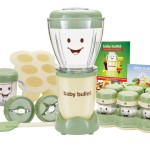 Baby Bullet: Making your Baby's Food Nutritious and Tasty