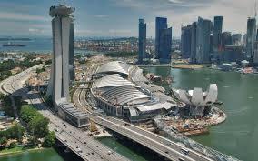 Relishing Singapore Tour With The Opulent Singapore Grand Prix