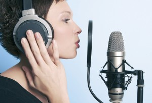 Vocal-Recording