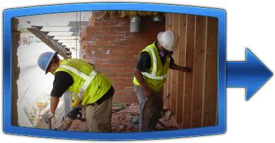 Cleanup & Restoration service