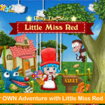 Gift your Child New Little Red Riding Hood Children eBook Now