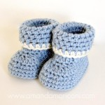 Where Can You Buy Great Crocheted Baby Socks?