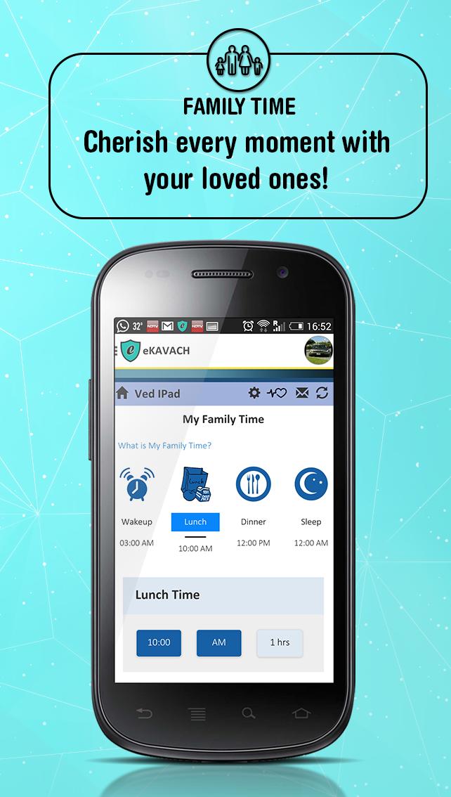 eKAVACH Parental Control App: The Future of Digital Parenting