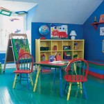Creating a Playroom on a Budget
