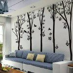 Wall Stickers And Their Craze