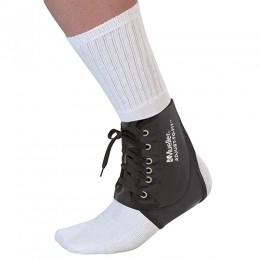 Ankle Brace while Sporting