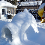 PLAY SNOW: The Reinvented Igloo