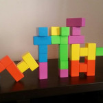 Keep Your Kids Busy With Wooden Magnetic Building Blocks
