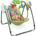 Shopping and Using a Baby Swing: Useful Tips for New Parents