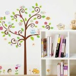 Wall Stickers For Kids Room Gives Fresh Look To The Room