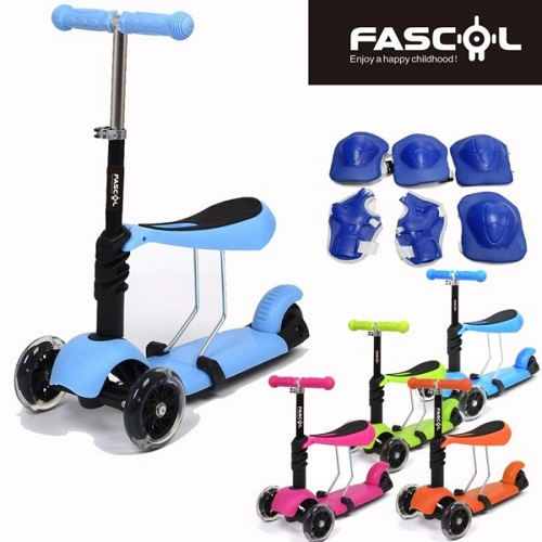 Increasing Craze Of Baby Scooter