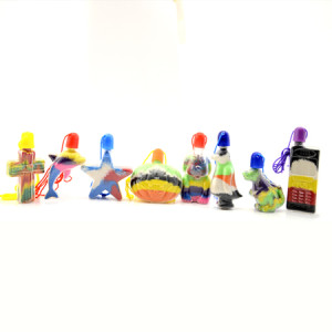 Creative Sands Necklace Bottles To Enhance Intellectual, Creative and Artistic Skills