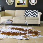 Why Include a Natural Cowhide Rug In Your Home Decor