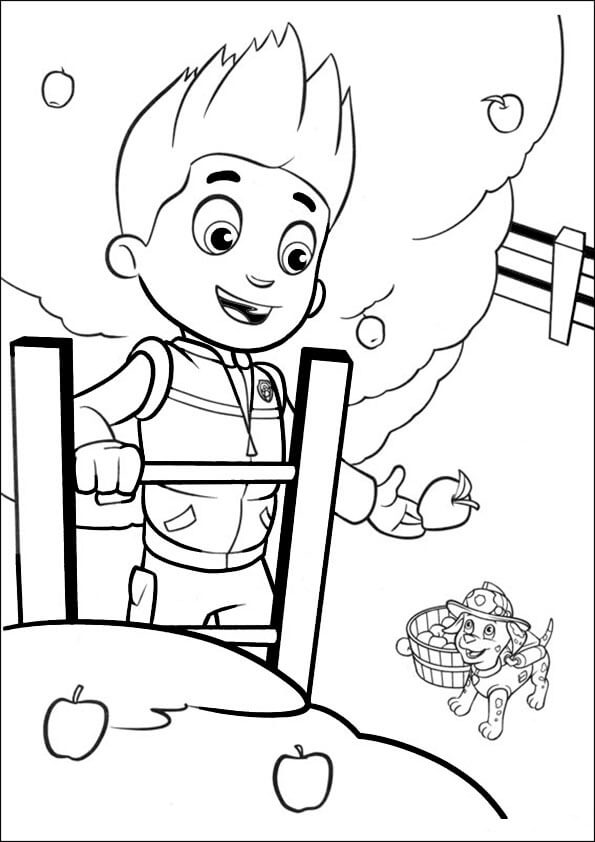 Paw Patrol Coloring Pages Let Your Kids Explore Their Creative Side