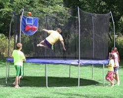 Finding Best Trampoline For Kid's Excitement