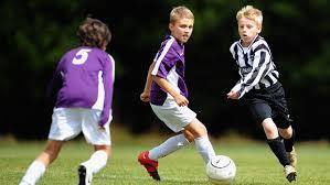football training kids