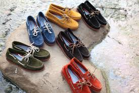 Stylish Sperrys for Men