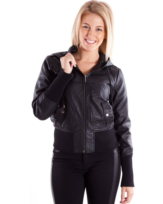 Get New Stunning Styles with Soft Leather Jackets for Women