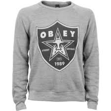 Obey men's wear