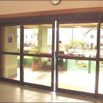 Automatic Doors Help Mothers and Babies