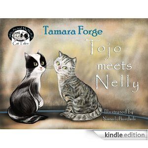 Inspire your Kid with Tojo and Nelly's Cat Tales