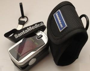 Santamedical Comes With A Unique Finger Pulse Oximeter SM-110