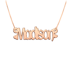 Latest Trend of Monogram Necklace and Tips to Clean It