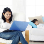 How Today's Moms can Make Money from Blogging