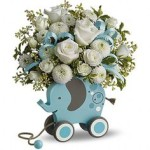 Cute Baby Bouquets and Gift Ideas for New Moms