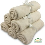 Why Todays Moms Choose Bamboo Washcloths For Their Babies?
