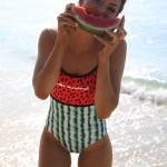Watermelon Ice Dress: Enjoy This Summer with Best Girls Swimwear
