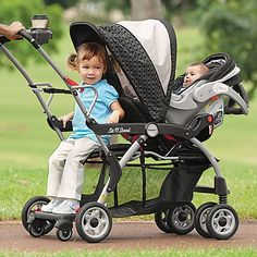 Tips For Choosing The Best Sit And Stand Stroller For Your Baby