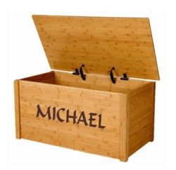 Personalized Toy Box: Teaching Your Kids The Art of Organizing Things In A Creative Way